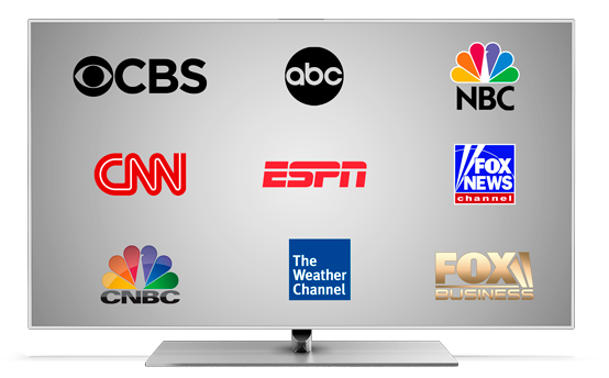 Cable Channel Services | Business Cable Service | Local Broadcast Networks