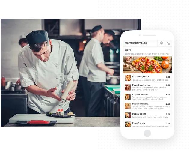 Free Restaurant Online Ordering System | Smart Tech Direct
