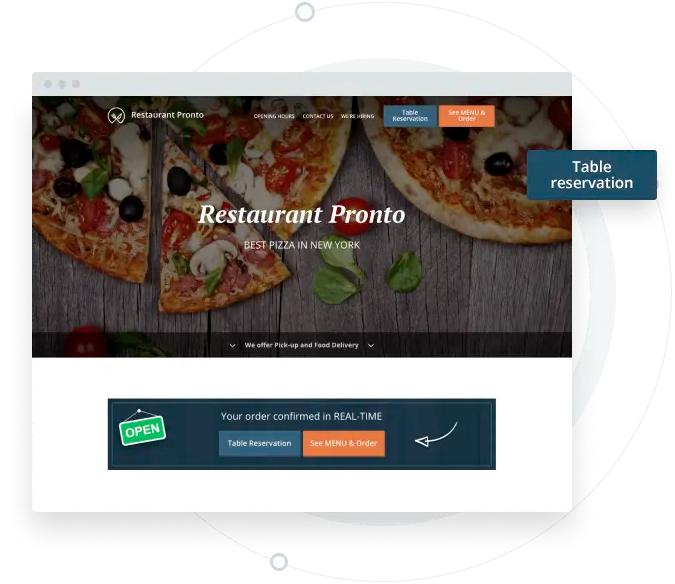 Restaurant Services Online | Online Food Ordering System
